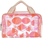 Vera Bradley Beach Cosmetic Case - A304155