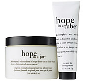 philosophy mega size hope in a jar moisturizer & eye cream duo - A309255