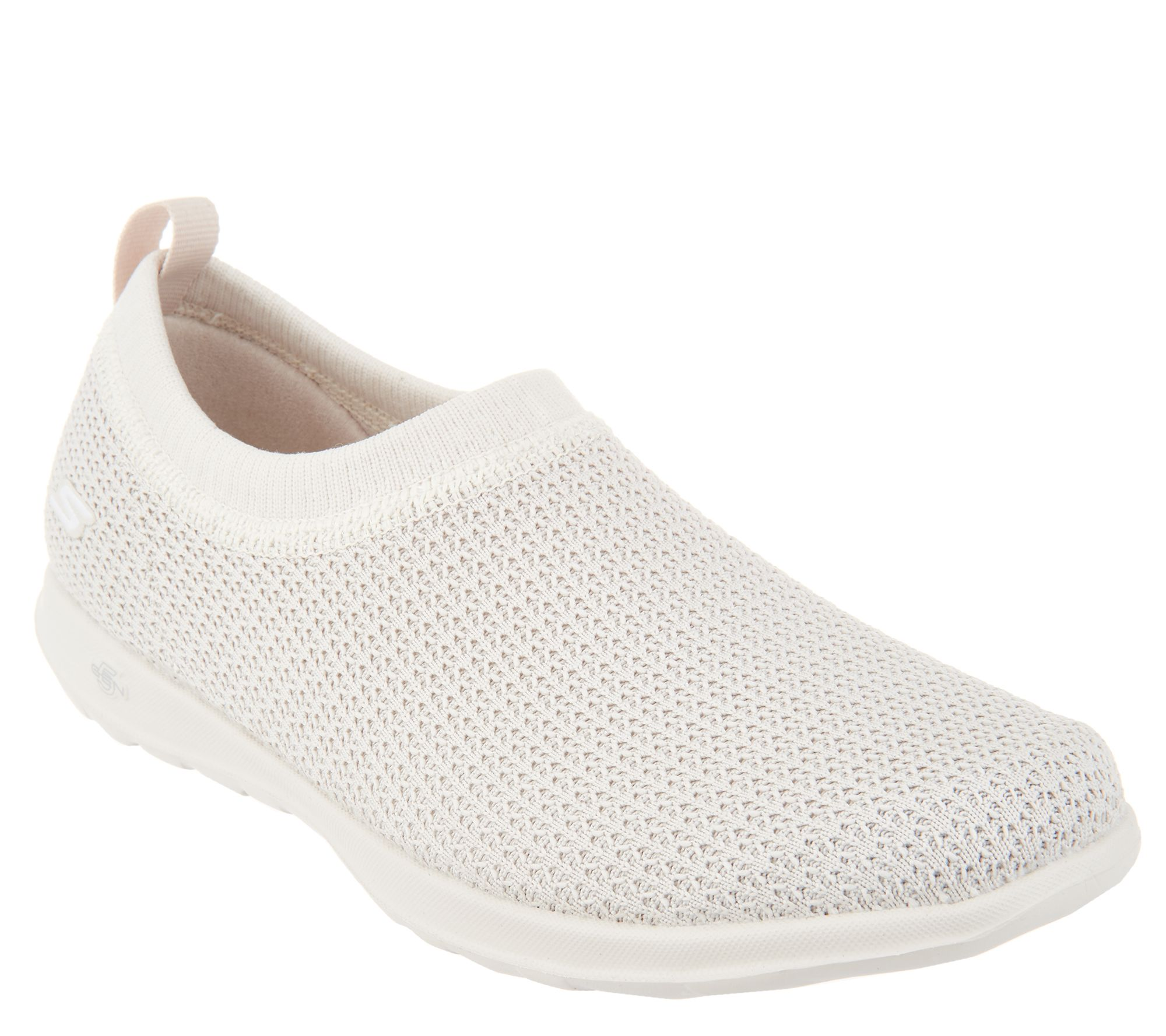 9aef67706feb Skechers GO Walk Lite Slip-on Shoes - Eclectic - Page 1 — QVC.com