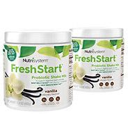 Nutrisystem 28 Days of Vanilla Fresh Start Shakes Auto-Delivery - A367455