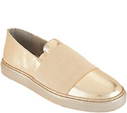 Lori Goldstein Collection Slip-On Tonal Sneakers - A292356