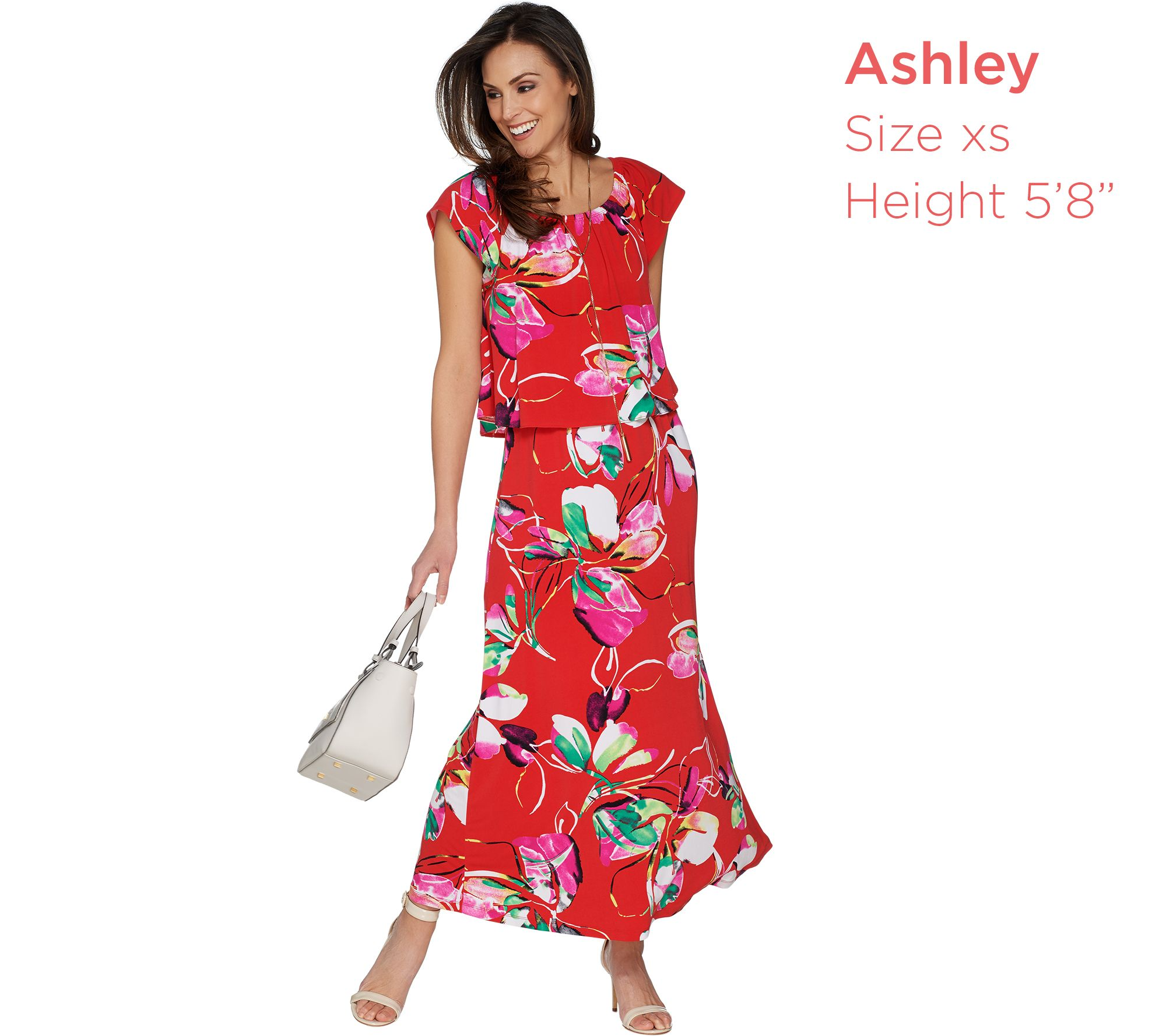 0c87ed5fa3 Ashley Stewart Spring Maxi Dresses Plus Size Clearance