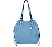 LODIS Los Angeles Italian Leather Tote  - Charlize - A307956