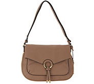 Vince Camuto Leather Shoulder Bag - Adina - A308756