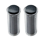 Emjoi Micro-Pedi Super-Coarse Refill Rollers -Set of 2 - A331956