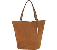 Vince Camuto Leather Tote Bag - Suza - A342456