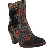 LArtiste by Spring Step Leather Boots - Simonette - A360156