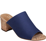 Aerosoles Heel Rest Slide Sandals - Midlevel - A412856