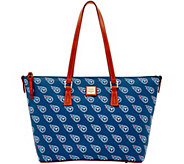 Dooney & Bourke NFL Titans Shopper - A285857