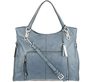 Vince Camuto Leather Tote Bag - Narra - A308757