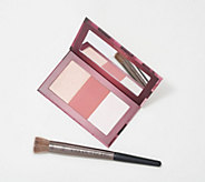 URBAN DECAY Naked Cherry Highlight & Blush Palette with Brush - A365557