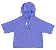 Vera Bradley Elbow Sleeve Hoodie - Danica - A440957