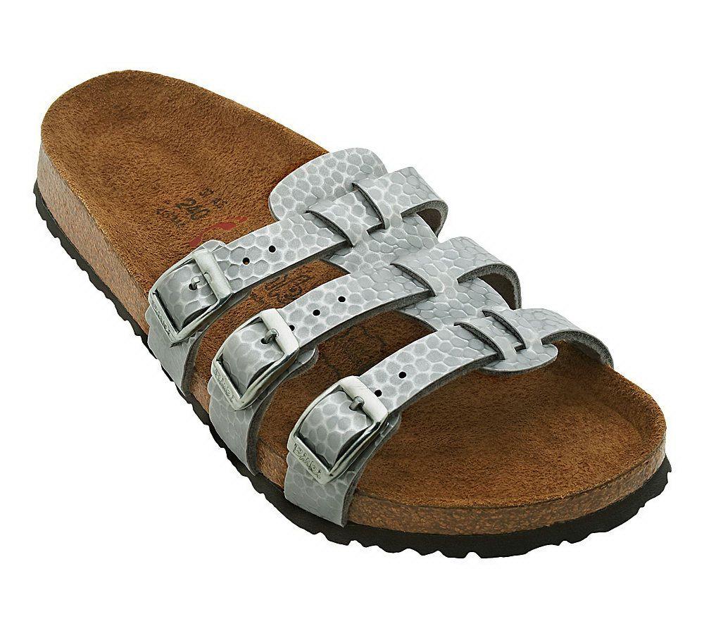 10b57dd4458c Birki s by Birkenstock Dynamic Footbed Sandals - Xenia - Page 1 — QVC.com