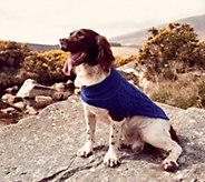 Aran Craft Cable Knit Dog Sweater - Medium - A296058