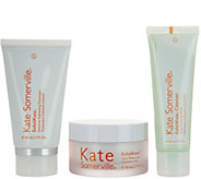 Kate Somerville 3-Piece ExfoliKate Glow Set - A304558
