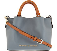 Dooney & Bourke City Leather Mini Barlow Crossbody Handbag - A304958