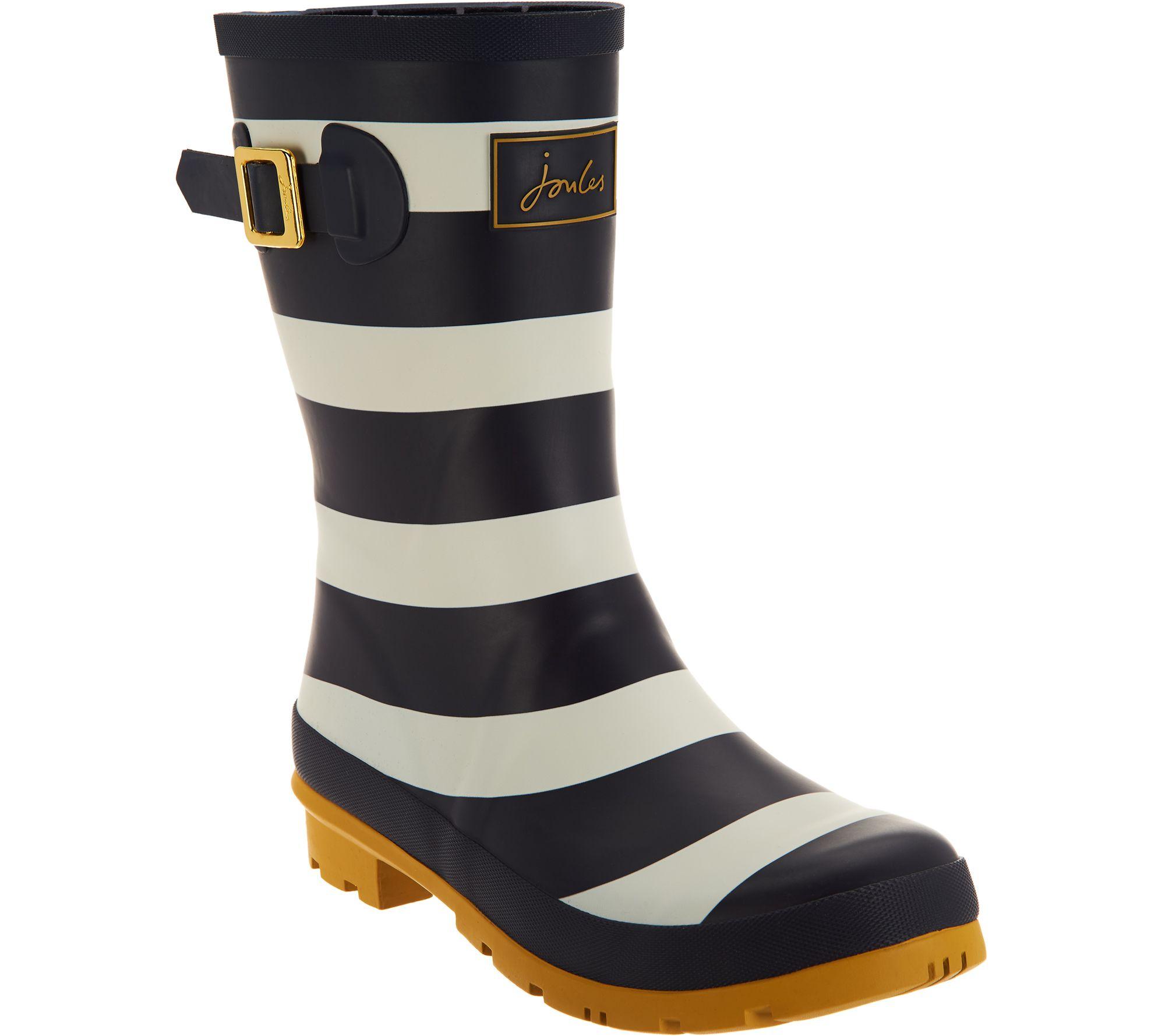 Joules Mollywelly Mid Rain Boots 7oAyXtZ