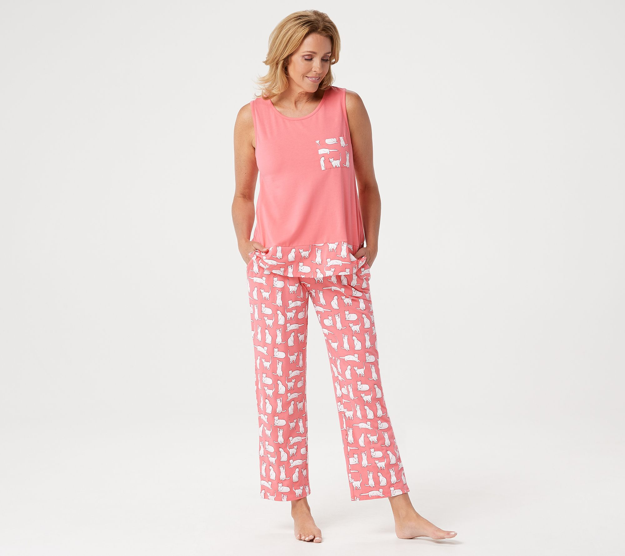 Womens Rock Star Pajama Comfy Lounge Pj Pants Yellow Pink Plus Size 1X 2X 3X NEW