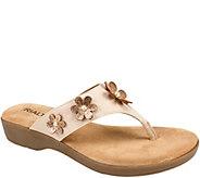 Rialto Thong Sandals - Bella - A412458