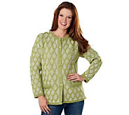 Aran Craft Merino Wool Button Front Colored Cable Cardigan - A215159