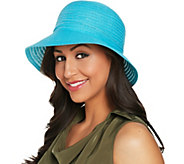 As Is Physician Endorsed Adjustable Daisy Sunhat - A298759