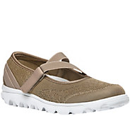 Propet Mesh Sneakers - TravelActiv Mary Jane - A339759