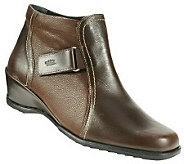 Spring Step Andrea Leather Mid Boots - A184860