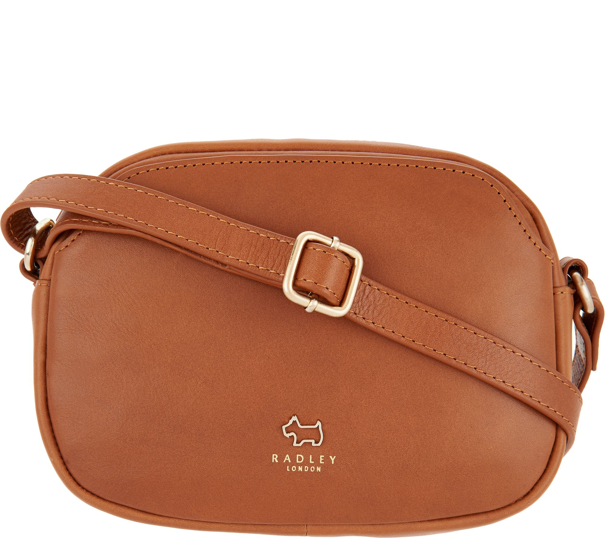 special price for huge selection of classic style RADLEY London Greyfriar's Garden Crossbody Handbag — QVC.com