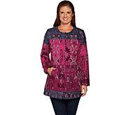 Susan Graver Artisan Embellished Tapestry Jacket - A297160