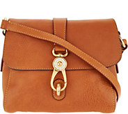 Dooney & Bourke Florentine Leather Small Ashley Messenger Bag - A298960