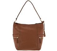 Vince Camuto Leather Hobo Handbag - Maka - A308760