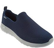 Skechers Mens GO Walk Max Mesh Slip-On Shoes - A309060
