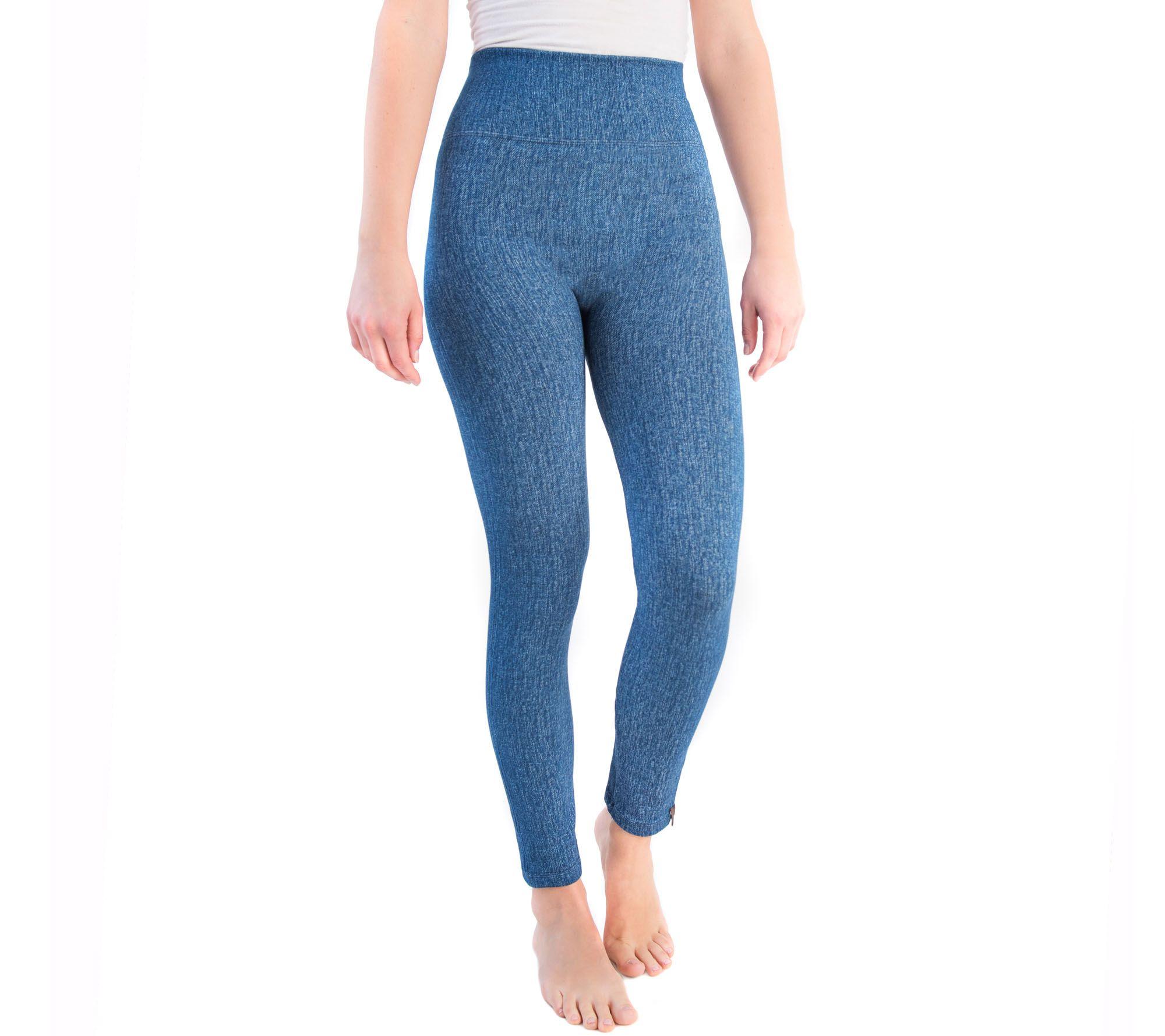 d7a5d4b76a3fcd MUK LUKS Women's Printed Leggings - Page 1 — QVC.com