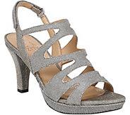 Naturalizer High Heel Strappy Sandals - Pressley - A417360