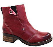 Dromedaris Leather Ankle Boots - Kassia - A418460