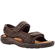 Propet Leather Quarter-Strap Sandals - Jordy - A423760