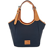 Dooney & Bourke Patterson Leather Shoulder Bag- Penelope - A304961