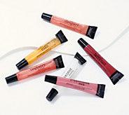 philosophy yummy & delightful 6 lip shines - A389161