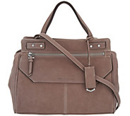 Aimee Kestenberg Lamb Leather Satchel - Kaya - A343862
