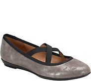 Sofft Leather Flats - Barris - A360762
