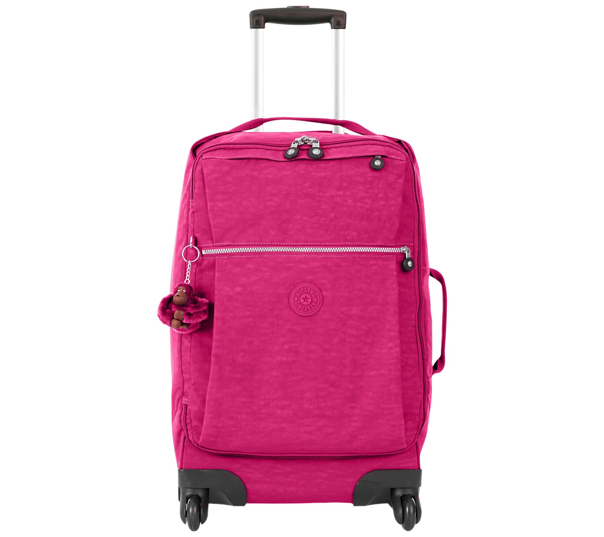 d2d495d024 Kipling Nylon Small Carry On Luggage - Darcey S — QVC.com