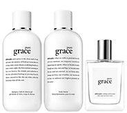 philosophy pure grace layering set - A413362