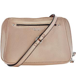 28395c7495 Tignanello Pebble Leather RFID Crossbody andBelt Bag (A279963) photo