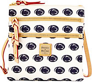 Dooney & Bourke NCAA Penn State University Zip Crossbody - A283463