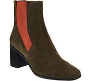 Lori Goldstein Collection Low Shaft Boot with Side Goring - A295763