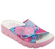Alegria Neoprene Adjustable Slide Sandals - Airie - A305563