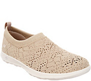 Skechers GO Walk Lite Knitted Slip-On Shoes - Harmony - A308763