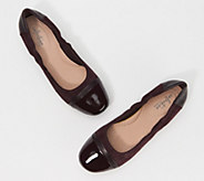 Clarks Leather or Suede Flats - Gracelin Jenny - A310063