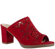 Bella Vita Leather Sandals- Lark - A363563