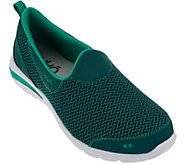 Ryka Slip-on Sneakers with CSS Technology - Henley - A264664